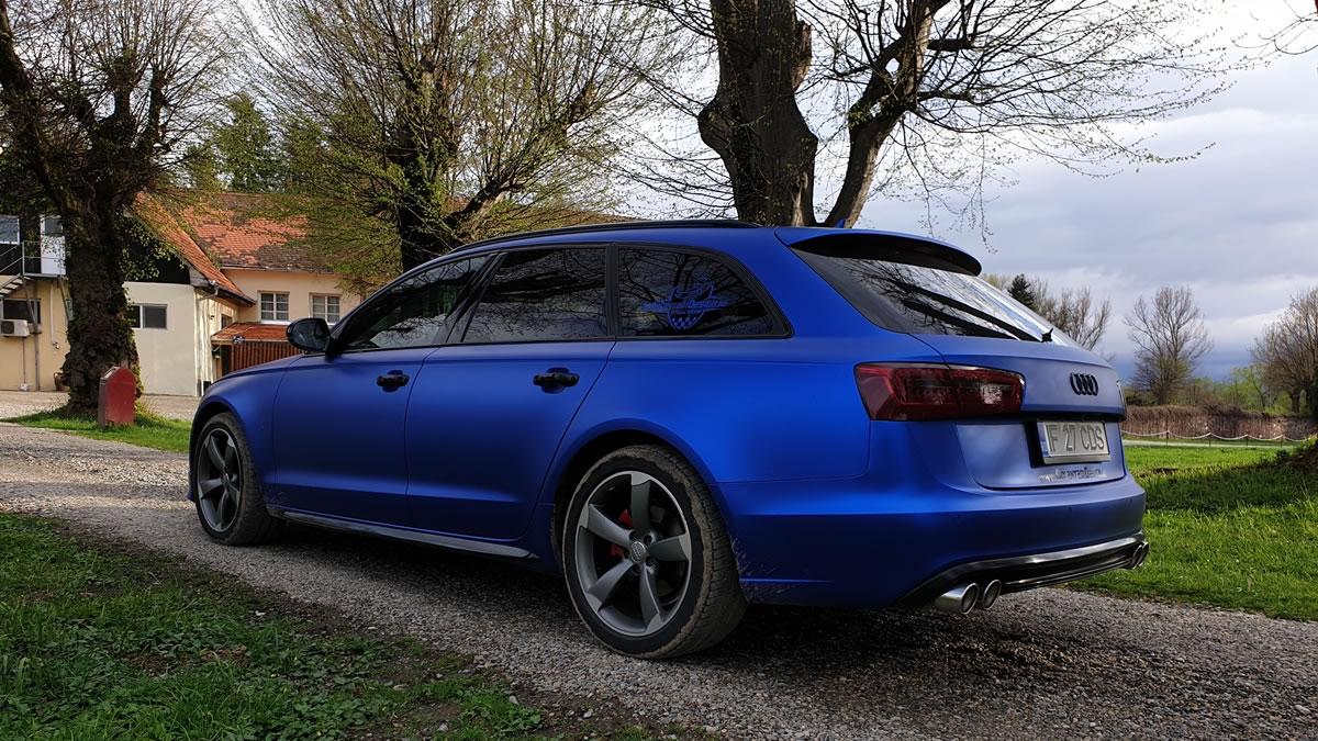 Colantare Audi A6